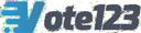 vote123 Logo